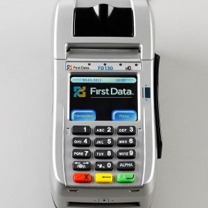 First Data FD130 EMV | PCI Compliant-0