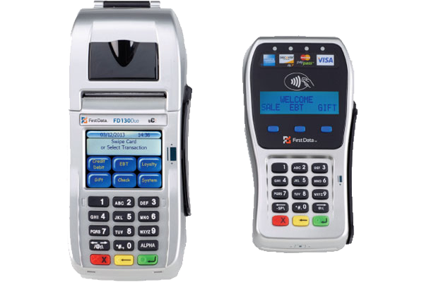 First Data FD130 Duo | EMV | PCI Compliant-0