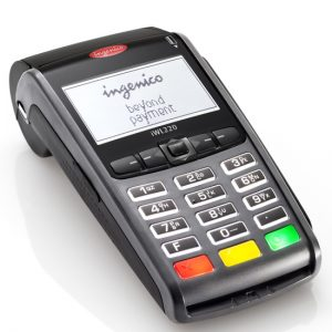 Ingenico iWL220 | Dual Comm | BlueTooth | EMV | PCI Compliant-0