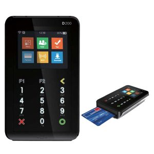 PAX D200 Wireless | EMV | BlueTooth | PCI Compliant-0