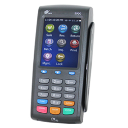 PAX S900 Wireless Credit Card Terminal | EMV | GPRS | Contactless-0